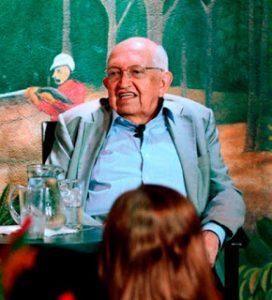 Plinio Apuleyo Mendoza, amigo de el Gabo