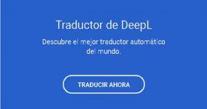 Nuevo traductor Deepl