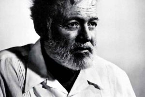 Relato corto de Ernest Hemingway