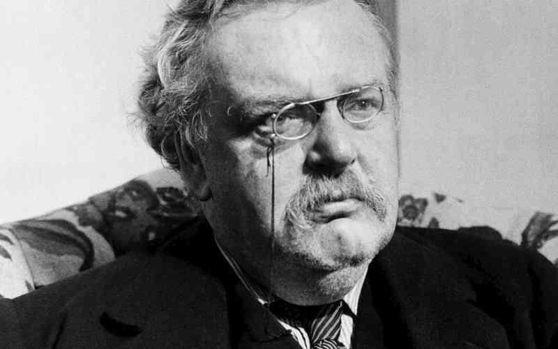 relato corto de Chesterton