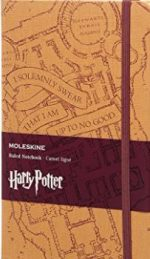 Agenda Moleskine Harry Potter