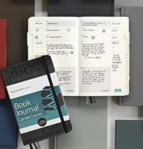 Cuaderno de libros Moleskine