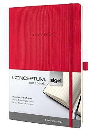 Libreta Moleskine Sigel Conceptum