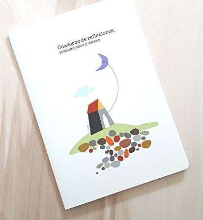 Cuaderno de escritura Aduo