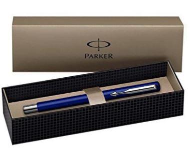 Parker Pen de trazo azul