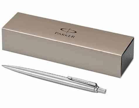 Los bolígrafos Parker hacen historia