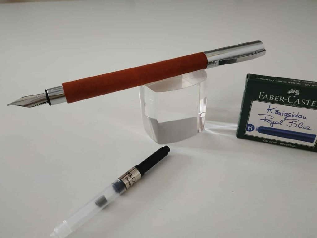 pluma Faber-Castell Ambition