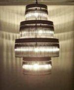 Volivik, lámparas de diseño hechas con bolígrafos BIC