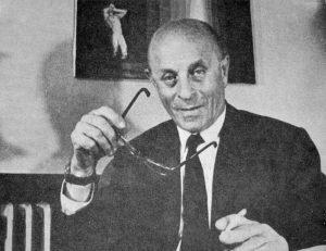 Ladislao Biro, inventor del bolígrafo