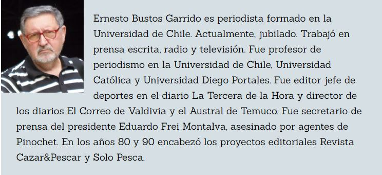 Ernestos Bustos Garrido, periodista