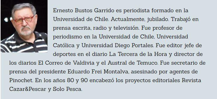 Ernesto Bustos Garrido, Francisco García Pavón