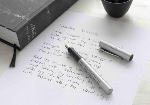 estilográfica Faber-Castell Grip